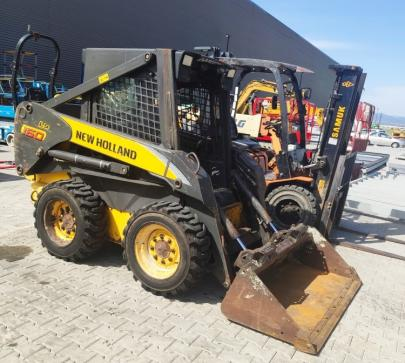 Мини челен товарач New Holland	LS160  image 2