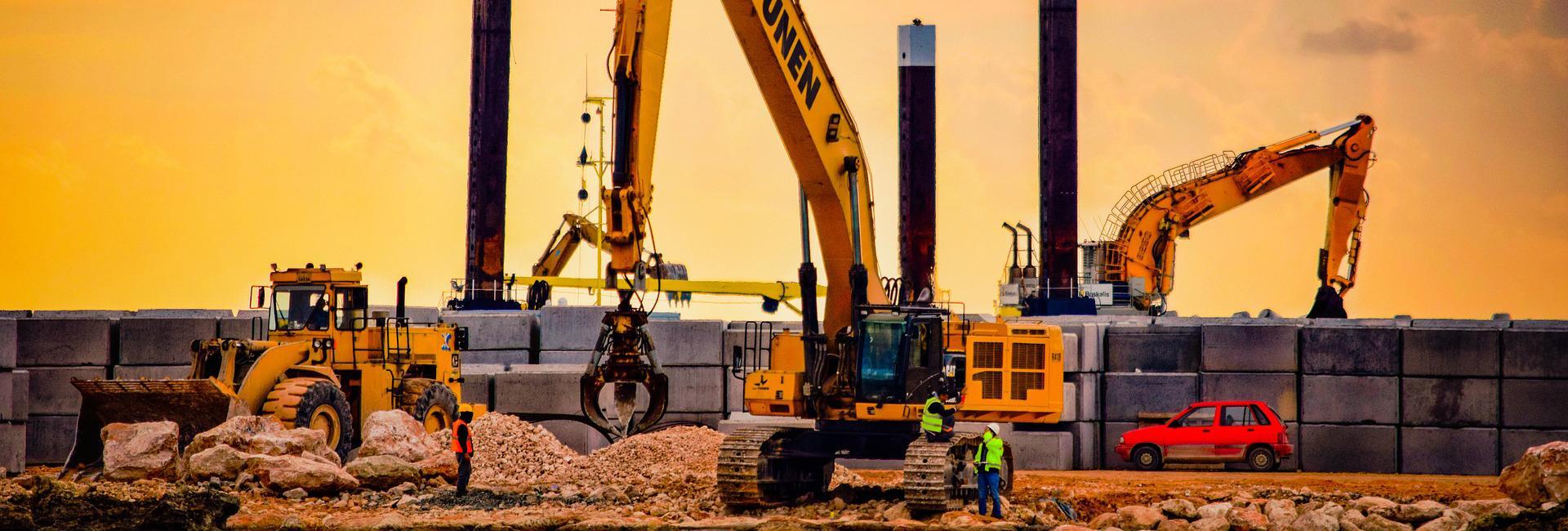 Внос и продажба на строителна техника